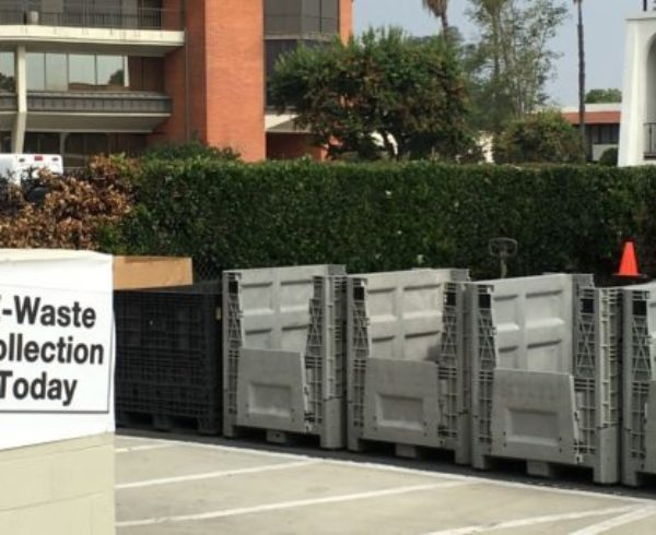 California Electronics Recycler - Collection Bin Program