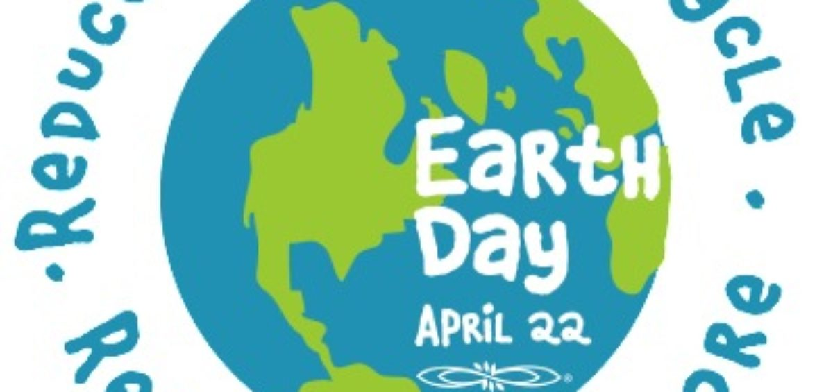 Earth day logo 2016