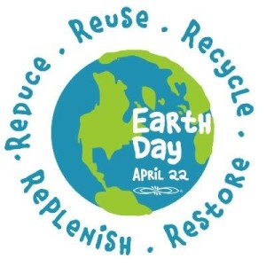 Earth Day 2016: Friday April 22nd