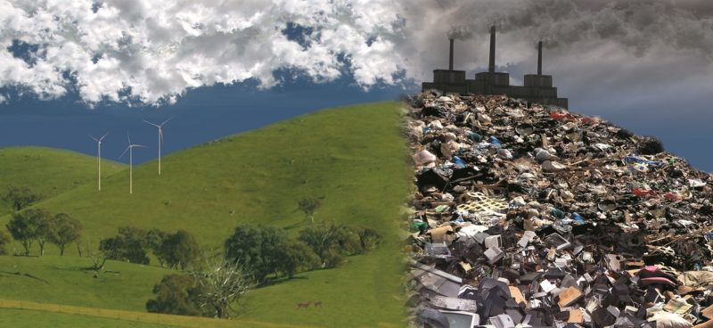 Environmental Impact of Electronics -California Electronics Recycler