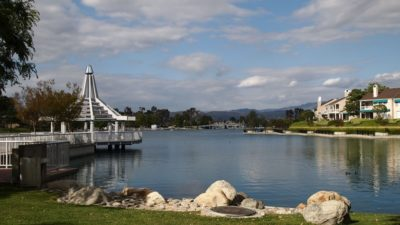 Irvine Lake - City of Irvine