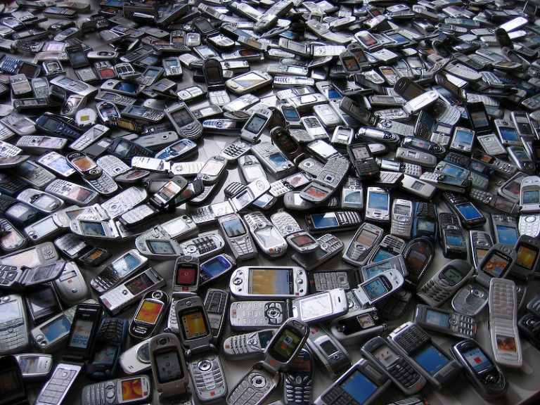 California Electronics Recycler - Cell Phones